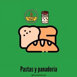 Pastas y panadería